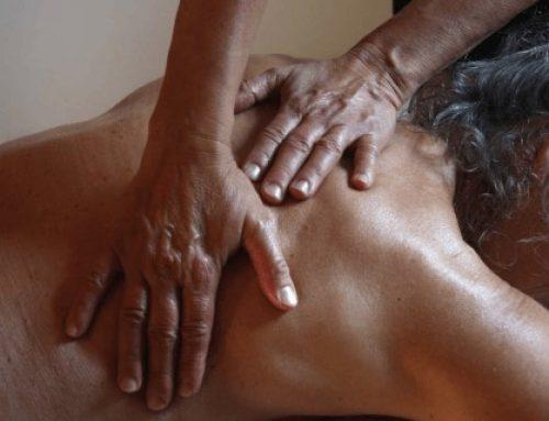 Rakel Perssons massage