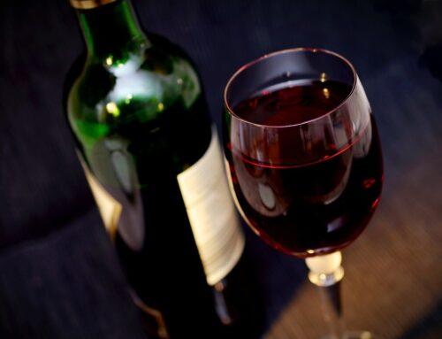 Foredrag om vinens historie
