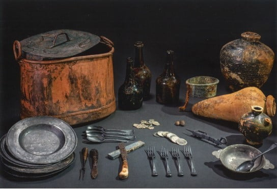 Utställning om en svensk brigg, som förliste nära Montpellier