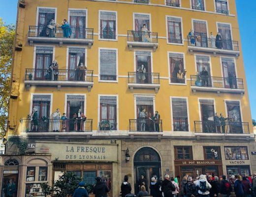 Voyage à Lyon, le 23 - 25 octobre
