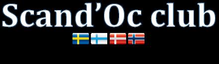 Scand'Oc Club Logotyp